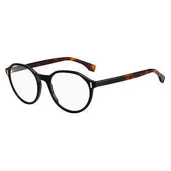 Fendi FF M0061 807 Black Glasses