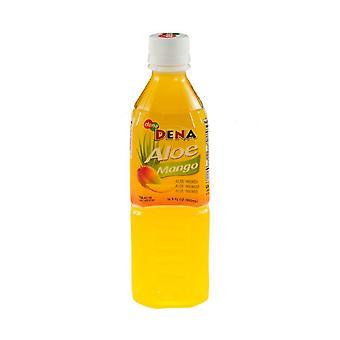 Dena Aloe Mango-( 500 Ml X 20 Bouteilles )