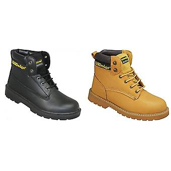 HardEdge Mens 6 Inch Safety Boot