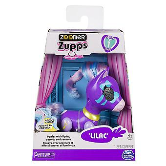 Zoomer Zupps Pretty Pony's Pony Lilac Robotic Pets Lights Sounds & Sensors Zoomer Zupps Pretty Pony's Pony Lilac Robotic Pets Lights Sounds & Sensors Zoomer Zupps Pretty Pony's Pony Lilac Robotic Pets Lights Sounds &