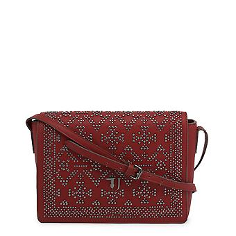 Trussardi Original Women All Year Crossbody Bag - Czerwony Kolor 48941