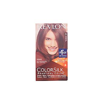 Revlon Colorsilk Tinte #51-castaño Claro naisille