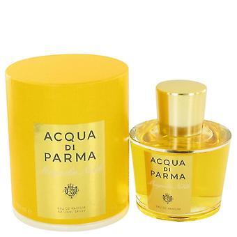 Acqua Di Parma Magnolia Nobile Eau De Parfum Spray przez Acqua Di Parma 3,4 uncji Eau De Parfum Spray