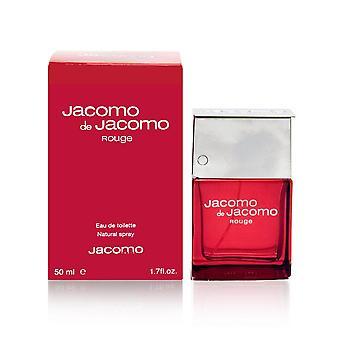 Jacomo rouge by jacomo for men 1.7 oz eau de toilette spray