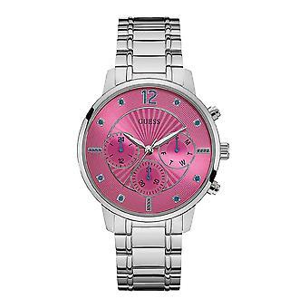 Guess Sunset W0941L3 dames horloge