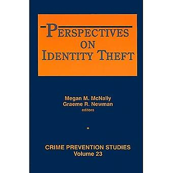 Understanding and Preventing Identity Theft (Crime Prevention Studies)