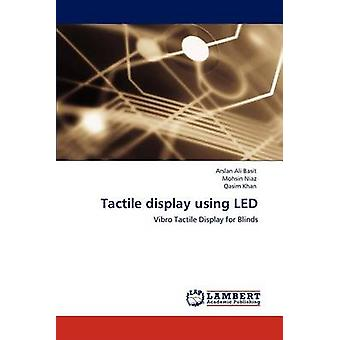 Tactile Display Using Led by Basit & Arslan Ali