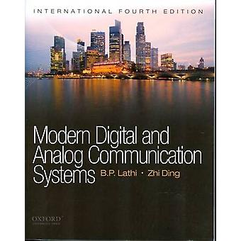 Modern Digital and Analog Communications Systems by Zhi Ding - 978019