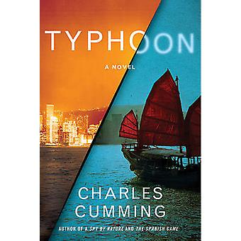 Typhoon by Charles Cumming - 9780312654207 Book