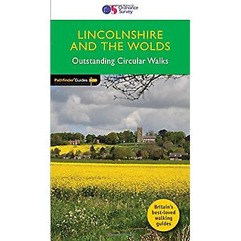 Pathfinder Lincolnshire & the Wolds - 2018 - 9780319091005 Book
