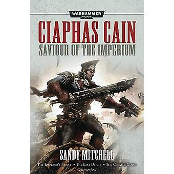 Saviour of the Imperium by Sandy Mitchell - 9781784967697 Book