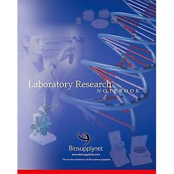 Biosupplynet Laboratory Research Notebook - 9780879697600 Book