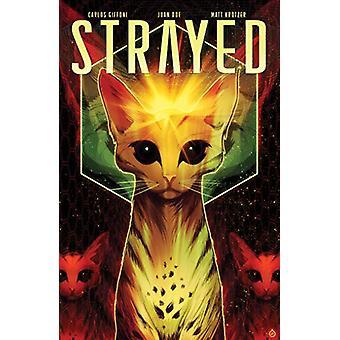 Strayed by Carlos Giffoni - 9781506714288 Book