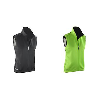 Spiro Womens/Ladies Airflow Training Gilet / Bodywarmer