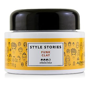 Style stories funk clay (strong hold) 221367 100ml/4.16oz