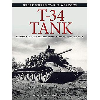 T-34 Tank - History * Design * Specifications * Combat Performance by
