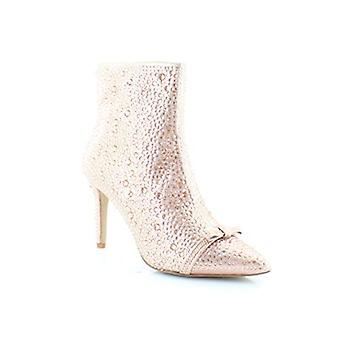 INC International Concepts Ignacia Women's Boots Rose Pearl Size 5.5 M