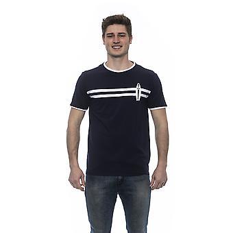 Karl Lagerfeld Blu Navy T-Shirt KA678623-L