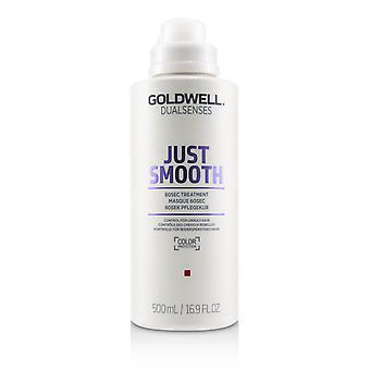 Double sens juste lisse 60 sec traitement (contrôle pour les cheveux indisciplinés) 233093 500ml/16.9oz