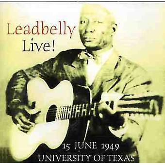 Leadbelly - Leadbelly Live [CD] USA import