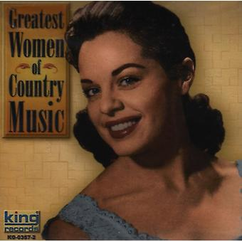 Greatest Women of Country Music - Greatest Women of Country Music [CD] USA import