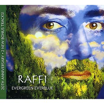 Raffi - Evergreen Everblue: 20th Anniversary Edition [CD] USA import