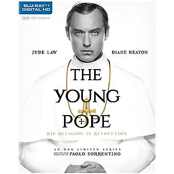 Young Pope [Blu-ray] USA import