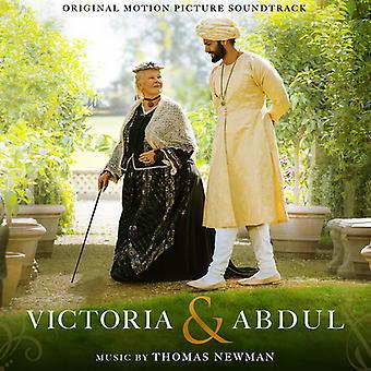 Thomas Newman - Victoria & Abdul - Original Soundtrack [CD] USA import