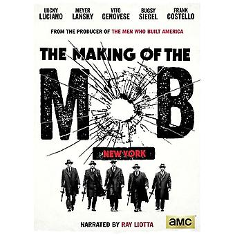 Making of the Mob [DVD] USA import