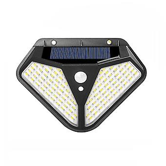 102 LED Solar Motion Sensor Wall Light