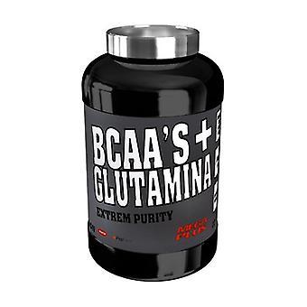Bcaa's + Glutamine Peach Extrem 600 g
