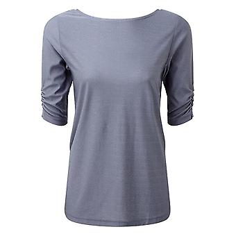 North Ridge Women's Sanctuary Top Grey