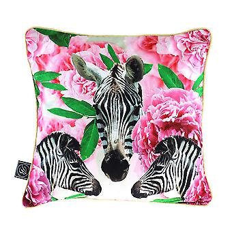 Ashleigh e Burwood Wild Things Luxury Duck Down Feather Cushion I Zee You Baby