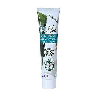 Organic Aloe Puraloe toothpaste 75 ml