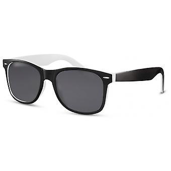 نظارات شمسية للرجال المسافرين الرجال الأسود / الأبيض / الدخان (CWI2501)
