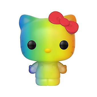 Hola Kitty Rainbow Pride Pop! Vinilo