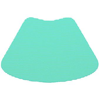 Fishnet Limpet Shell Wedge Placemat Dz