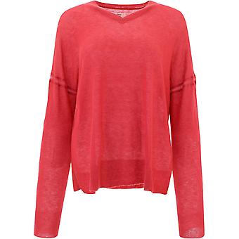 Isabel Marant ÉToile Pu063120a073e40ry Women's Red Wool Sweater