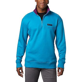 Columbia Bugasweat Quarter Zip EM2156462 universal all year men sweatshirts