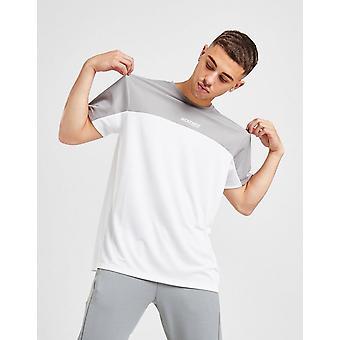 Uusi McKenzie Men's Bowen Lyhythihainen T-paita Valkoinen
