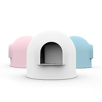 Pidan Snow House Extra Large Hooded Cat Litter Box