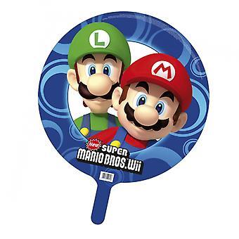 Nintendo Super Mario Bros | Foil balloon 45 cm