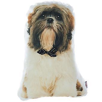 Shih Tzu Dog Filled Pillow