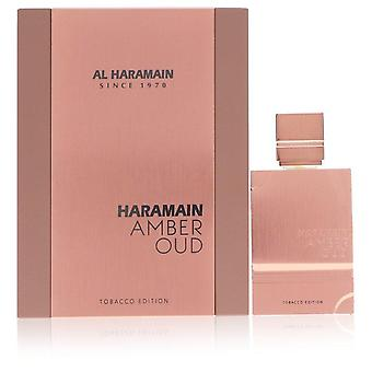 Al Haramain Amber Oud Tobacco Edition Eau De Parfum Spray By Al Haramain 2 oz Eau De Parfum Spray