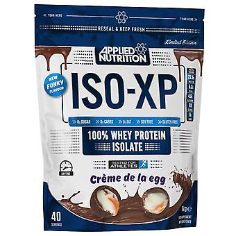 Sovellettu ravitsemus ISO XP 1000 gr