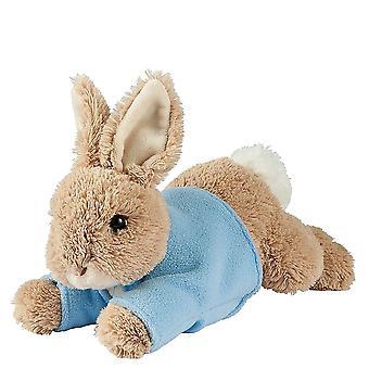 Gund Lying Peter Rabbit Medium Soft Toy
