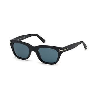 Tom Ford Snowdon TF237 05V Black/Blue Sunglasses