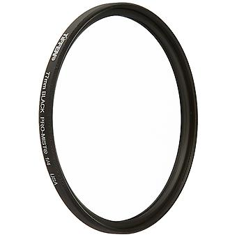 Tiffen 77mm black pro-mist 1/4 filter 77 mm