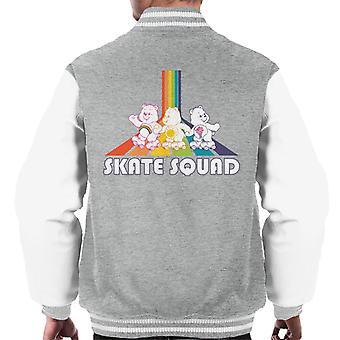 Pflege Bären Skate Squad Herren's Varsity Jacke
