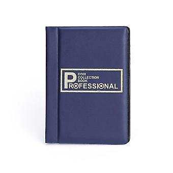 Coin Album - Portable Wallet, Money Storage Book Case Holder